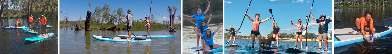 Stillwater SUP Lessons & Programs VIC